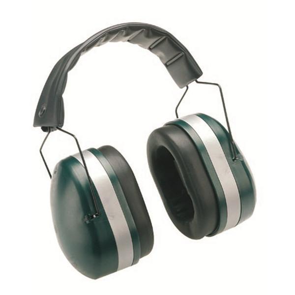 Monaco Heavy-Duty Ear Defenders - Green