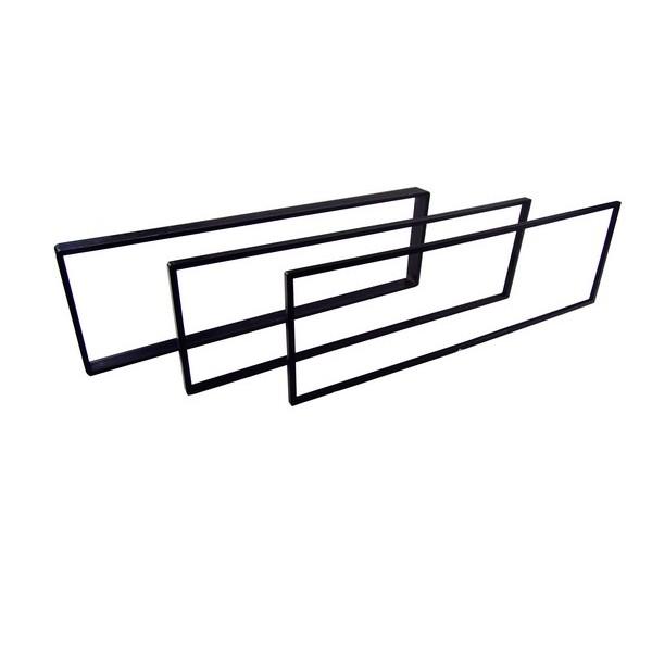 Fascia Panel - ISO Trim Ring Set