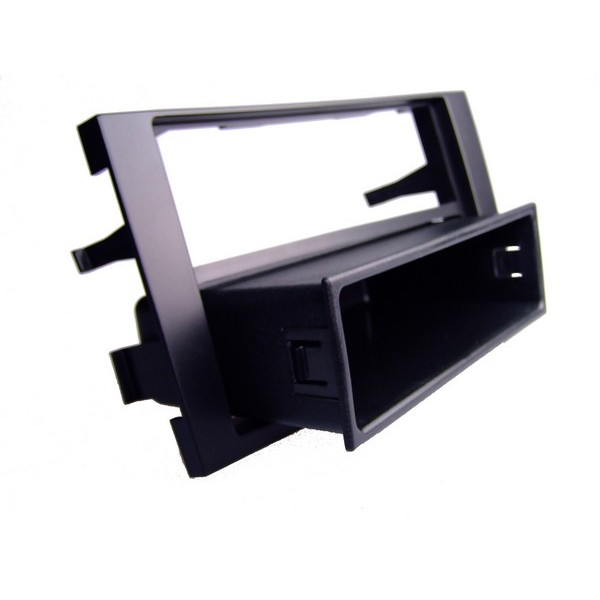 Fascia Panel - Audi A4/S4 B6 (2000 Onwards) & A4/S4 B7 (2004 Onwards) - Single or Double DIN