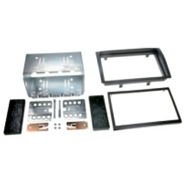 Double DIN Fitting Kit - Citroen, Fiat & Peugeot - Anthracite