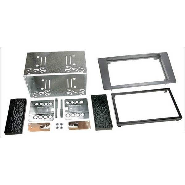 Double DIN Fitting Kit - Ford Mondeo - Black