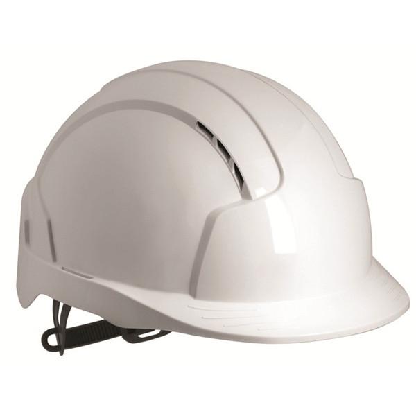 EVOLite Vented Safety Helmet - White