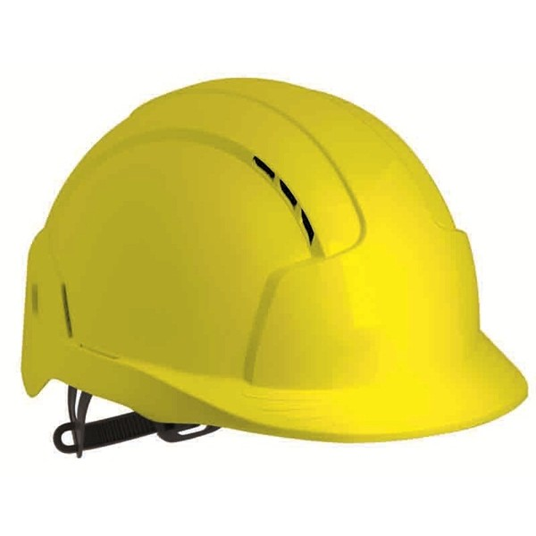 EVOLite Vented Safety Helmet - Yellow