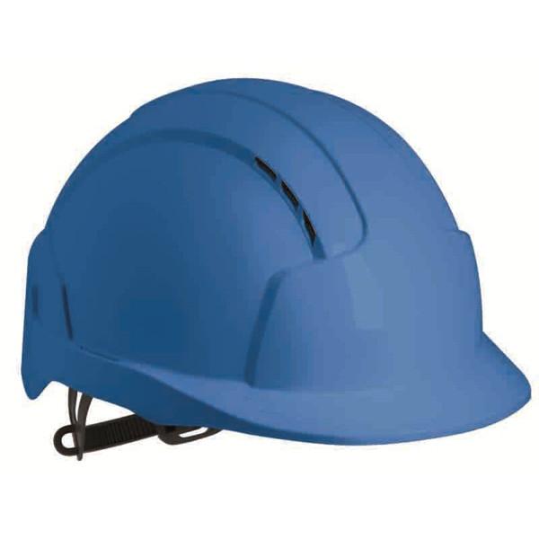 EVOLite Vented Safety Helmet - Blue
