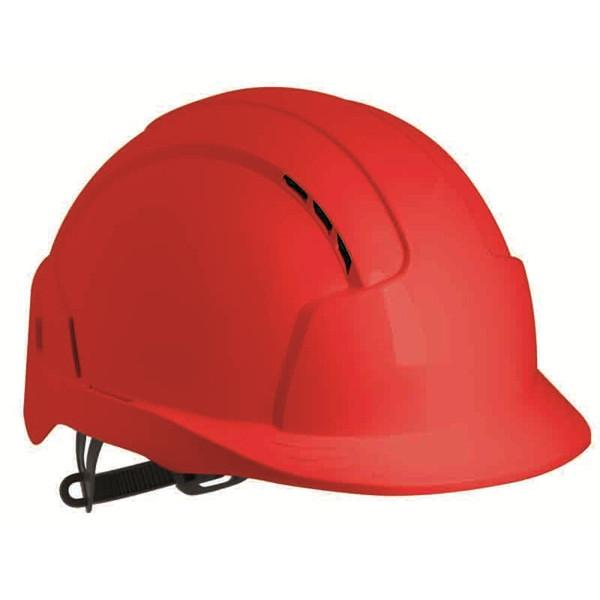 EVOLite Vented Safety Helmet - Red