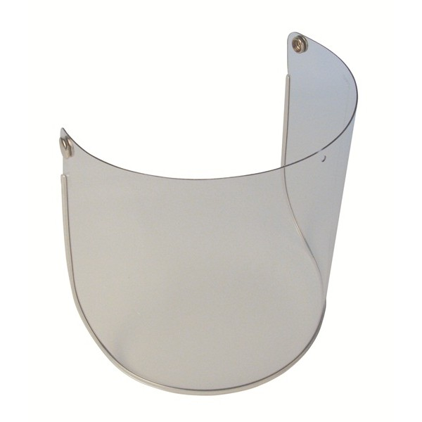Invincible Browguard Spare Visor - Clear