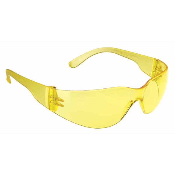 Stealth 7000 Glasses - Yellow Frame - Yellow Hardcoat Lens
