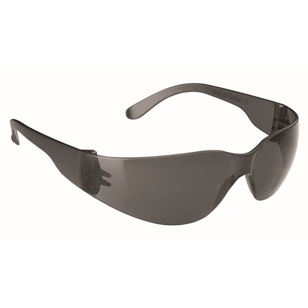 Stealth 7000 Glasses - Smoke Frame - Smoke Hardcoat Lens (UV400)