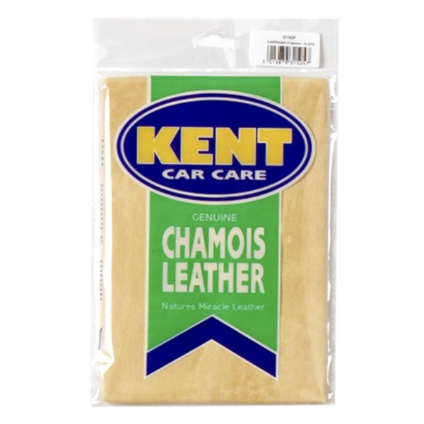 Best Quality Chamois Leather - 1.5 Square Foot - Bagged