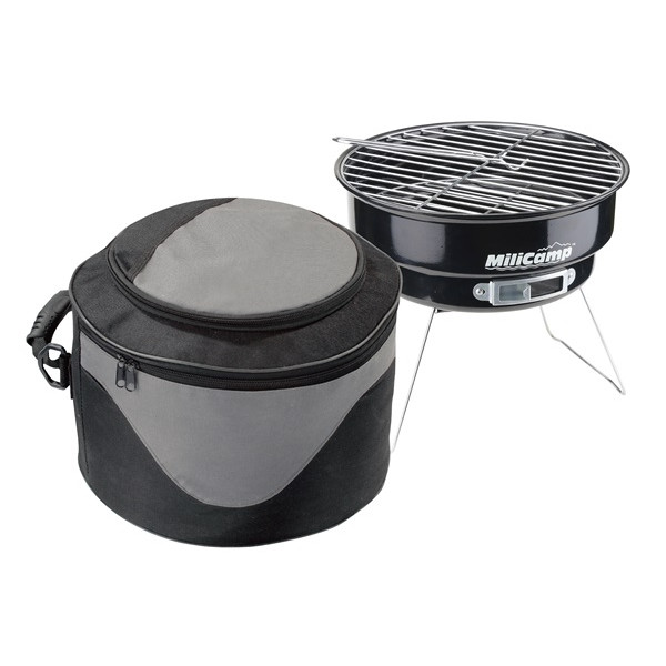 Portable BBQ with Cooler Bag