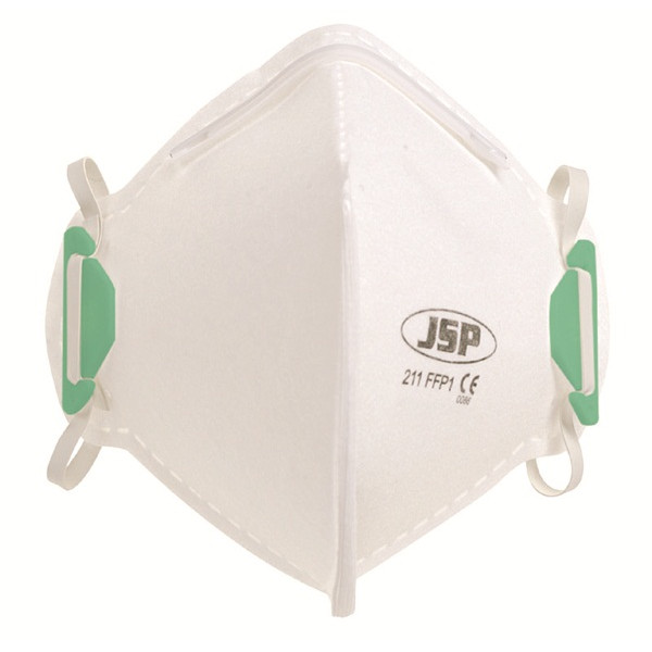 FFP1 Fold Flat Vertical Disposable Masks - Unvalved - Pack of 20
