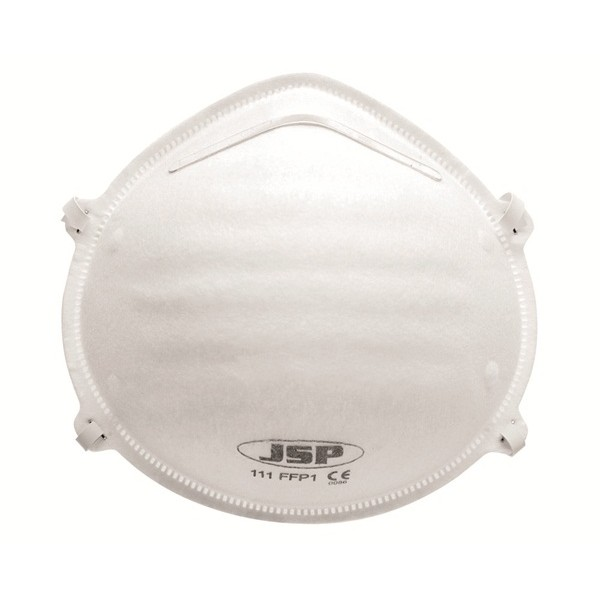 FFP1 Moulded Disposable Masks - Unvalved - Pack of 20