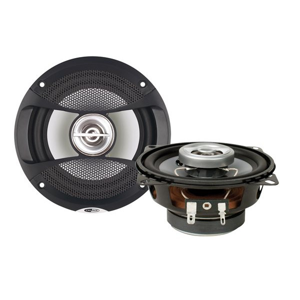 Speakers - 2-Way Coaxial with Grills - 4in.