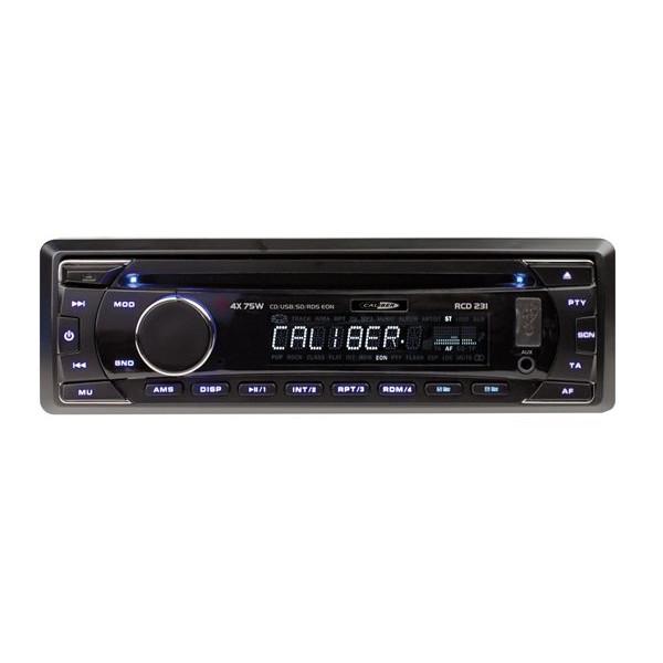 CD & FM Tuner Head Unit