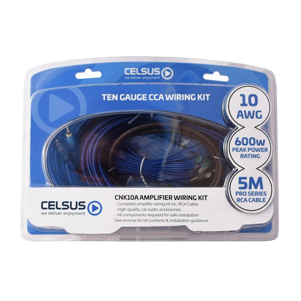 CCA Wiring Kit - 10 AWG