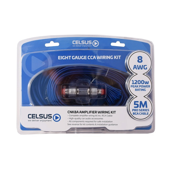 CCA Wiring Kit - 8 AWG