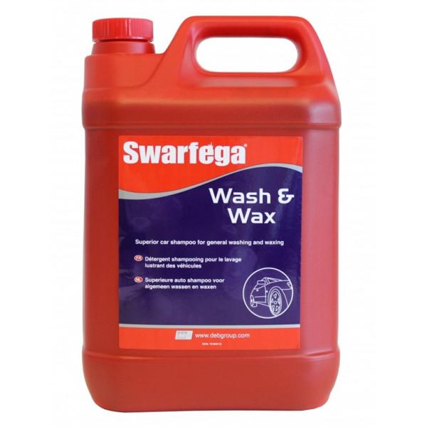 Wash & Wax Shampoo - 5 Litre