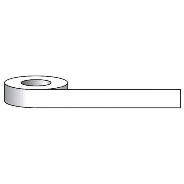 Aisle Marking Tape - White - 33m x 50mm