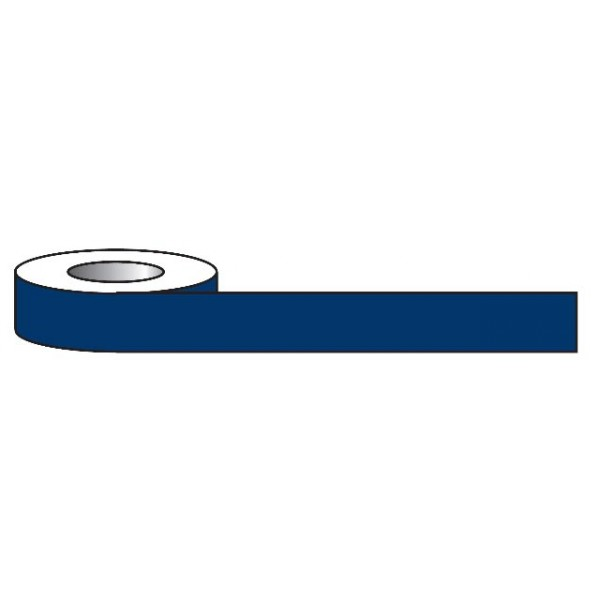 Aisle Marking Tape - Blue - 33m x 50mm