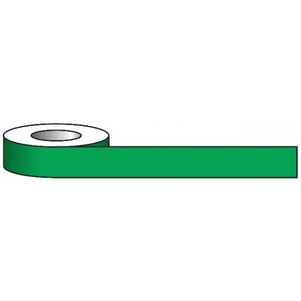 Aisle Marking Tape - Green - 33m x 50mm