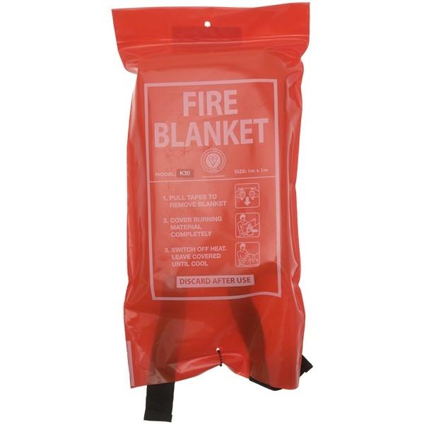 Classic Fire Blanket - 1m x 1m