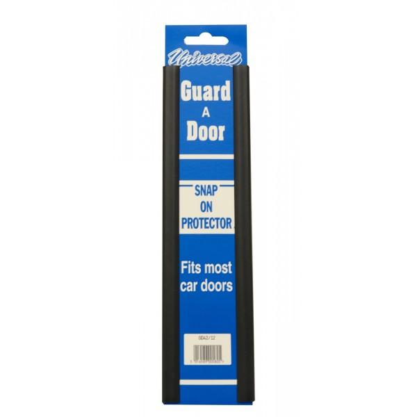 Doorguard - Black - 12in.