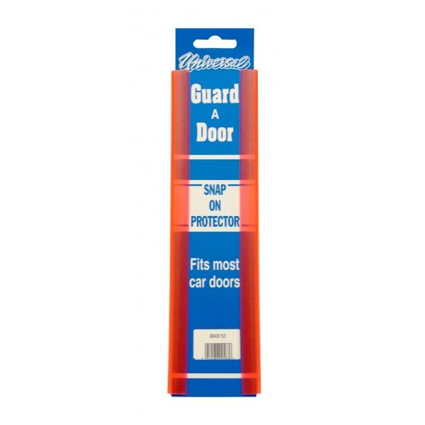 Doorguard - Red - 12in.