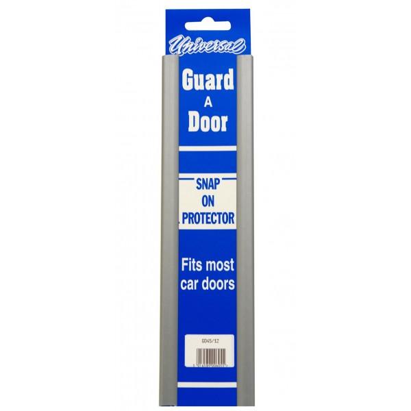 Doorguard - Silver - 12in.