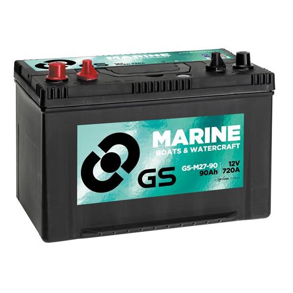 Leisure / Marine Battery - 12V - 90Ah - 720CCA