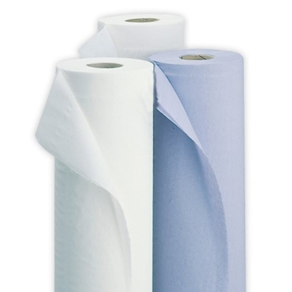2 Ply White Hygiene Roll - 40m x 500mm - Pack of 9