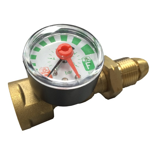 Propane Gauge Leak Test