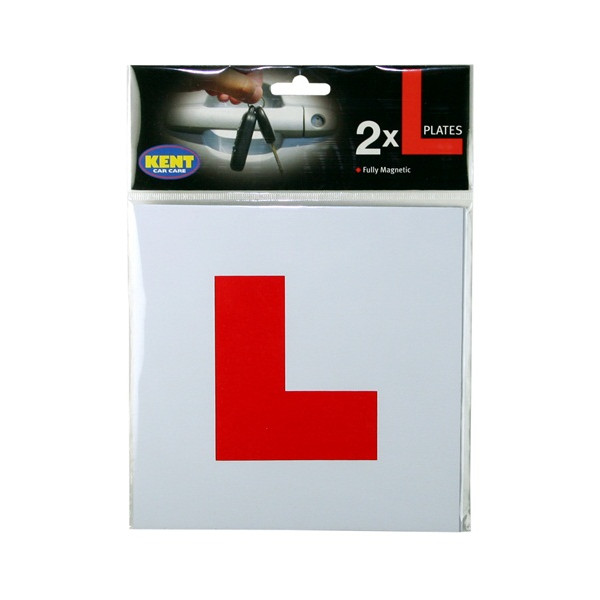 L Plates - Magnetic - Pair