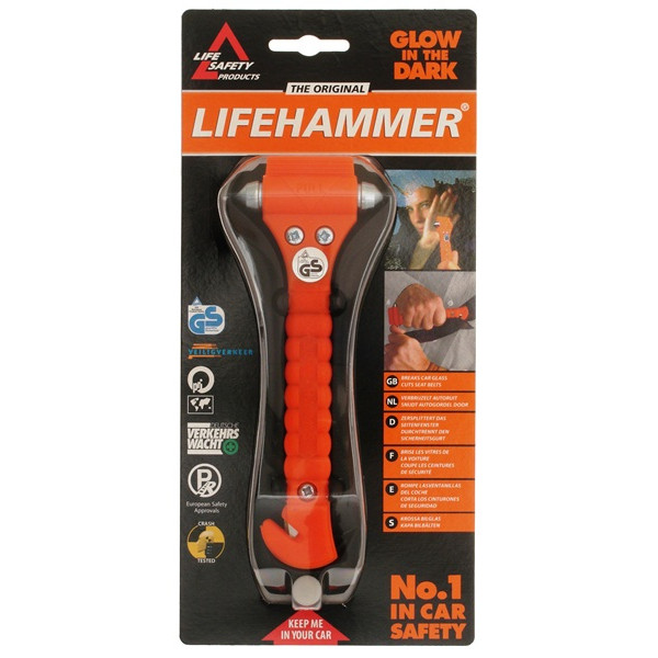Glow In The Dark Life Hammer