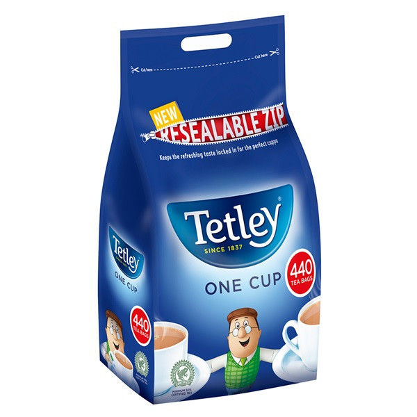 One Cup Tea Bags - Pack of 440