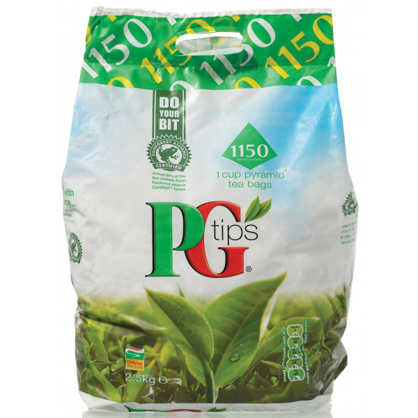 One Cup Pyramid Tea Bags - Pack of 1150