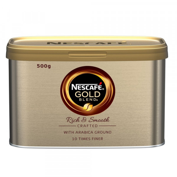 Gold Blend Coffee Granules - 500g Tin