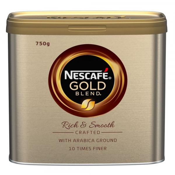 Gold Blend Coffee Granules - 750g Tin