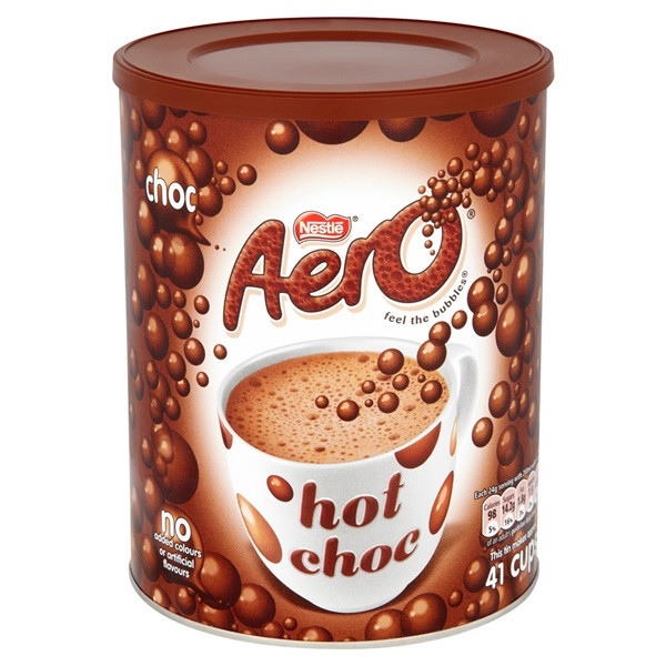 Instant Hot Chocolate Drink Mix - 1kg Tin