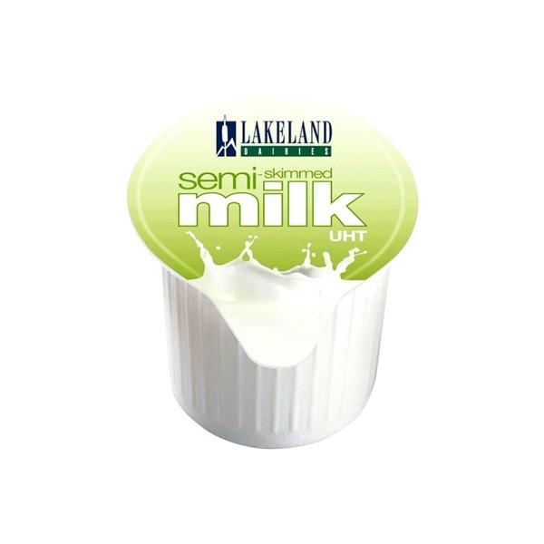 Semi-Skimmed Milk Pods - Pack of 120