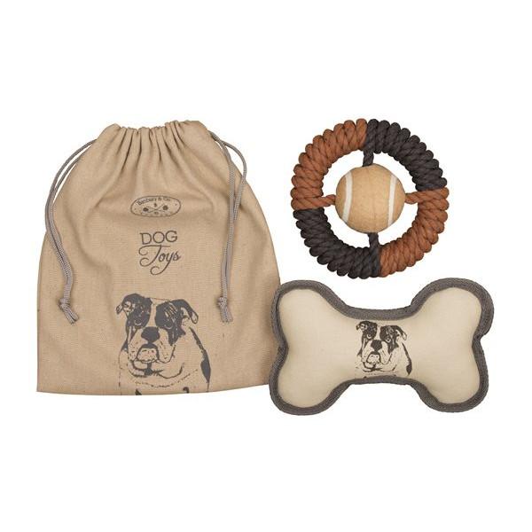 Luxury Dog Toy Gift Bag