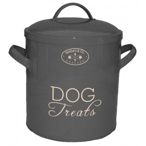 Dog Storage Tin