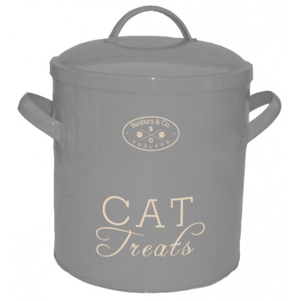 Cat Storage Tin