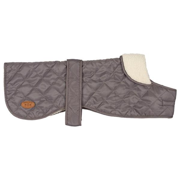 Dog Quilted Jacket - Large