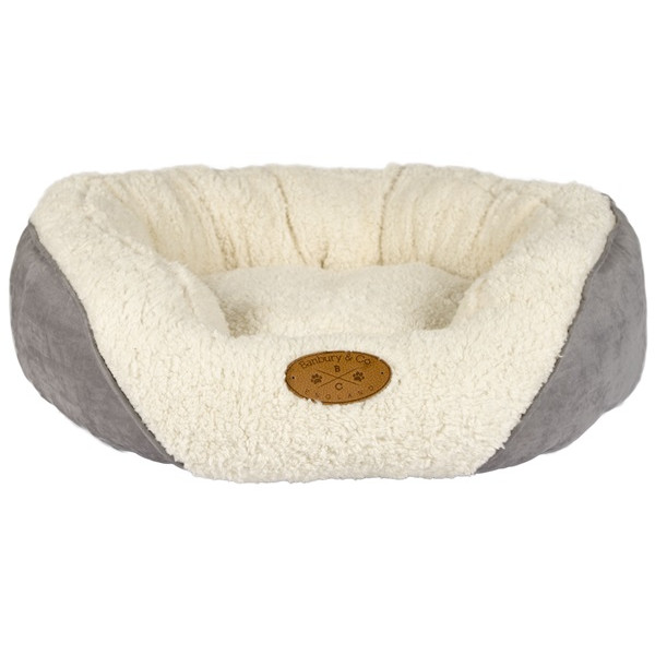 Luxury Cosy Dog Bed - Small