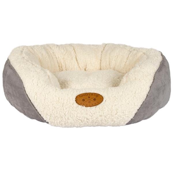Luxury Cosy Dog Bed - Medium