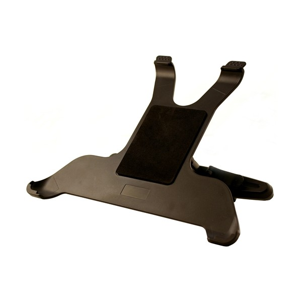 Headrest Tablet Mount With Holder - Black - iPad