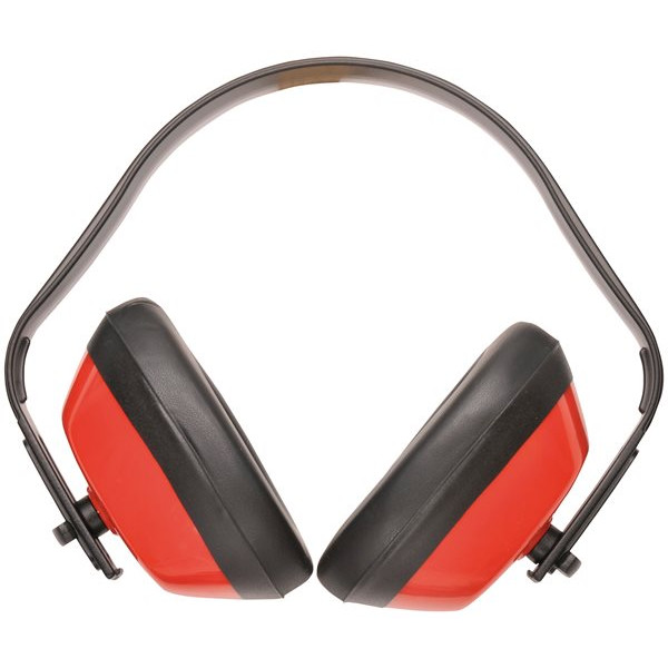 Classic Ear Defenders - Red