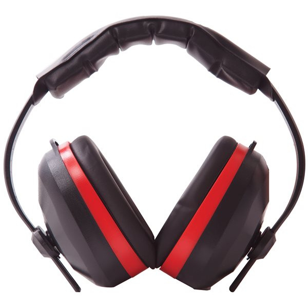 Comfort Ear Defenders - Black