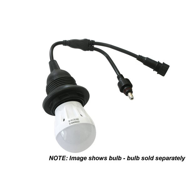LED Bulb Holder with Cable