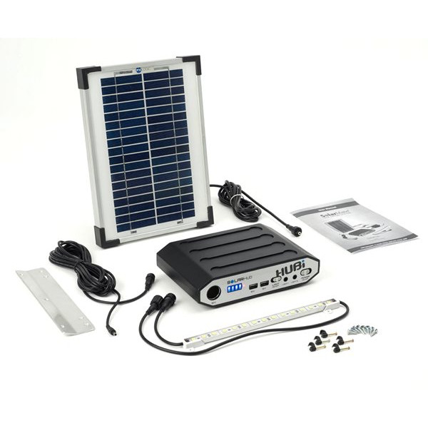 SolarHub 16 Lighting and Power Kit